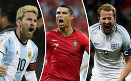 Hé lộ 'bùa phép' cầu may của Messi và Ronaldo ở World Cup