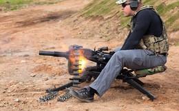 """Súng phóng lựu liên thanh AGS-40 - Vũ khí chống """"biển người"""" đặc biệt hiệu quả"""