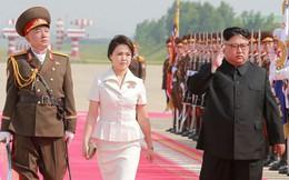 Ảnh: Phu nhân lãnh đạo Triều Tiên Ri Sol-ju đẹp rạng ngời ở Trung Quốc