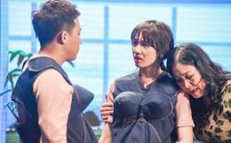 """Trấn Thành nhắc Hari Won: """"Em ơi, khẩu nghiệp con mình dính"""""""