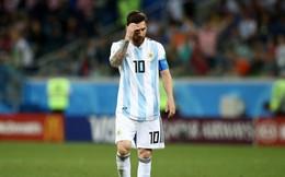 """Thua muối mặt Croatia chưa đủ, Argentina còn có thể bị """"đá"""" khỏi World Cup vì chơi xấu"""