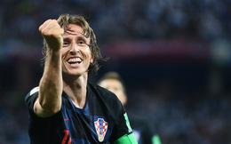 """World Cup 2018: Modric tiết lộ bí quyết giúp Croatia """"vùi dập"""" Argentina"""