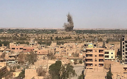 NÓNG: Máy bay liên quân Mỹ tấn công Quân đội Syria, đã có thương vong