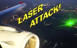 """Thiết bị có thể gây mù tạm thời """"tấn công"""" phi công Mỹ: Sự đáng ngờ của tàu cá treo cờ TQ"""
