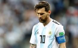 World Cup 2018: Chỉ sau 2 trận đấu, Messi có xứng đáng bị coi là kẻ bỏ đi?