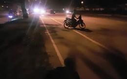 """Vừa khuất bóng cảnh sát, """"quái xế"""" lại tụ tập đua xe trái phép"""