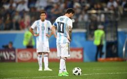 Tiết lộ 24 tiếng đồng hồ đầy u ám của Messi sau thảm bại trước Croatia