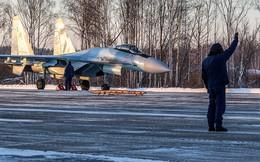 Tập trận không quân Ladoga-2018: Su-35S Nga lần đầu tiên khai hỏa trên mặt hồ