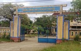 Vụ cô giáo bị hiếp dâm: Nghi phạm là học sinh cũ của trường