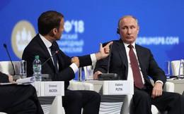Ván đấu siêu cường: Mỹ - Nga tranh hùng tại Syria, Ukraine