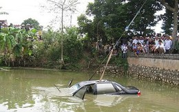 Tài xế gọi điện cầu cứu trước khi tử vong trong ô tô dưới ao là cán bộ Sở Giao thông Hải Phòng