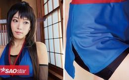 Chỉ có thể là Nhật Bản: Các cô gái phát sốt vì bikini phong cách Ninja