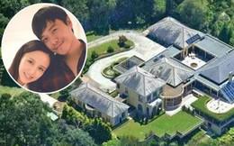"""Vợ chồng mỹ nhân """"Cung Tỏa Tâm Ngọc"""" mua biệt thự 250 tỷ hâm nóng tình cảm sau scandal ngoại tình?"""
