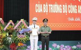 Công an tỉnh Đắk Lắk có giám đốc mới