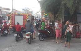 Khám nghiệm vụ cháy chung cư I-Home ở Sài Gòn: Phát hiện đèn cầy và gói bột nghi là ma túy