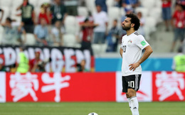 Salah lập chiến công, Ai Cập vẫn tay trắng rời World Cup vì VAR