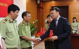 Cục trưởng QLTT nhận Huân chương Lao động hạng Ba: Bộ Nội vụ sẽ kiểm tra việc kê khai thành tích