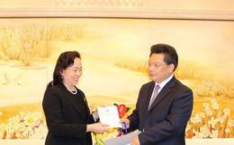 Đoàn cán bộ của UBKT Trung ương thăm và làm việc tại Trung Quốc