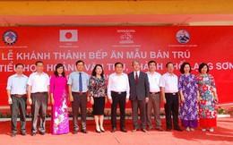 Khánh thành Bếp ăn mẫu bán trú do chính phủ Nhật Bản tài trợ tại Lạng Sơn