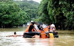17 người chết trong mưa lũ, cảnh báo đỏ tới khu vực Đông Bắc