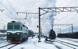 """Đường sắt hơn 100 năm tuổi sắp hồi sinh, Nga-Hàn-Triều đón """"nguồn lợi kinh tế khổng lồ""""?"""