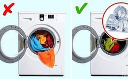 9 mẹo hay trong giặt giũ giúp áo quần lúc nào cũng như mới tinh như vừa mua về