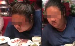Cô gái khoe nặng 132 kg, ăn hai nổi lẩu vẫn thèm và những lời bình xấu xí từ dân mạng