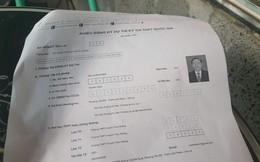 Gia Lai: Phó chánh Thanh tra Sở thi THPT quốc gia