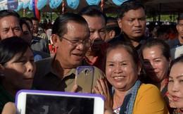 Thủ tướng Hun Sen dự kiến chiến thắng vang dội trong tổng tuyển cử Campuchia