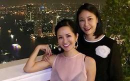 Hà Kiều Anh, Mỹ Linh động viên Hồng Nhung sau khi cô thông báo ly hôn chồng Tây
