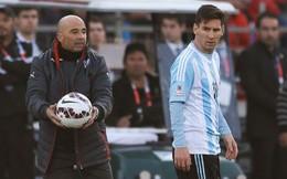 Uẩn khúc đằng sau chuyện HLV Argentina phải xin phép Messi để tung Aguero vào sân