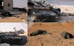Tin chưa xác nhận: Quân đội Syria bất ngờ bị khủng bố IS đánh thiệt hại nặng
