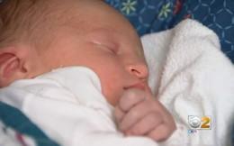 """Người mẹ """"vượt cạn"""" thành công nhưng không ngờ con trai mình thật đặc biệt, 48 triệu bé sinh ra mới có 1 bé như vậy"""