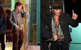 Johnny Depp ở đâu khi con trai nhập viện trong tình trạng nguy kịch?