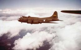 Phát hiện mảnh vỡ máy bay ném bom B-17 của Mỹ ở Biển Bắc
