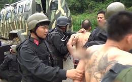 Dùng xe bọc thép truy bắt trùm ma túy Sơn La