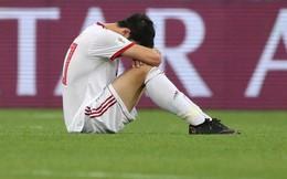 """Sốc: """"Messi Iran"""" giải nghệ vì nhận quá nhiều xỉ vả sau thất bại ở World Cup"""