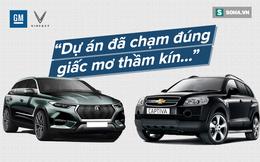 VinFast thôn tính GM Việt Nam: Xin đừng shock!