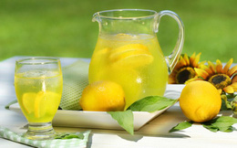 7 thức uống giải nhiệt mùa hè