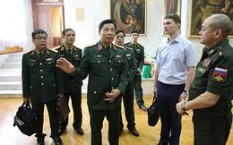 Việt Nam quan tâm đến kinh nghiệm của quân đội Nga ở Syria