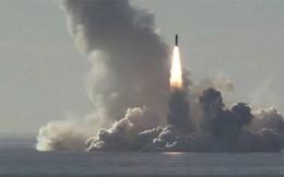 """Nga đưa tàu ngầm hạt nhân mang """"kẻ hủy diệt"""" Bulava vào trực chiến"""