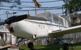 Chiếc máy bay trinh sát liên lạc do Việt Nam chế tạo