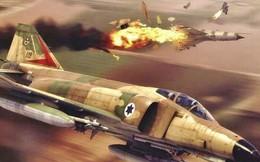 """KQ Israel chơi """"mèo vờn chuột"""" với PK Syria: Bất thần nã tên lửa - Bậc thầy về tập kích"""