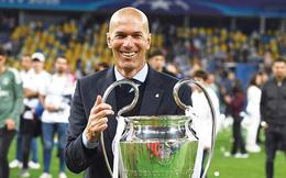 Zidane mất 20 triệu euro khi rời Real