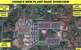 Trung Quốc: Lộ diện căn cứ tên lửa chưa từng tiết lộ, toàn bộ lãnh thổ Ấn Độ vào tầm ngắm