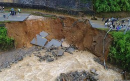 Lý giải về đợt mưa lũ khủng khiếp khiến 23 người chết ở Tây Bắc