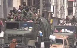 QĐ Syria đột phá lớn ở Daraa, xuyên thủng vùng chiến lược - Phiến quân sụp đổ