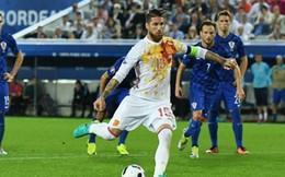 Tây Ban Nha chốt danh sách đá 11m, Ramos mất tín nhiệm