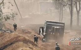 'Hổ Syria' đại thắng, thế trận quân thánh chiến sụp đổ ở Daraa