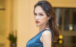 Hoa hậu Hương Giang bức xúc bỏ về trong sự kiện toàn người nổi tiếng